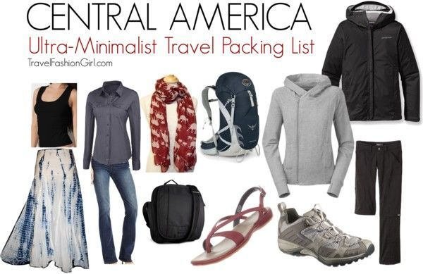 central-america-ultra-packing-list