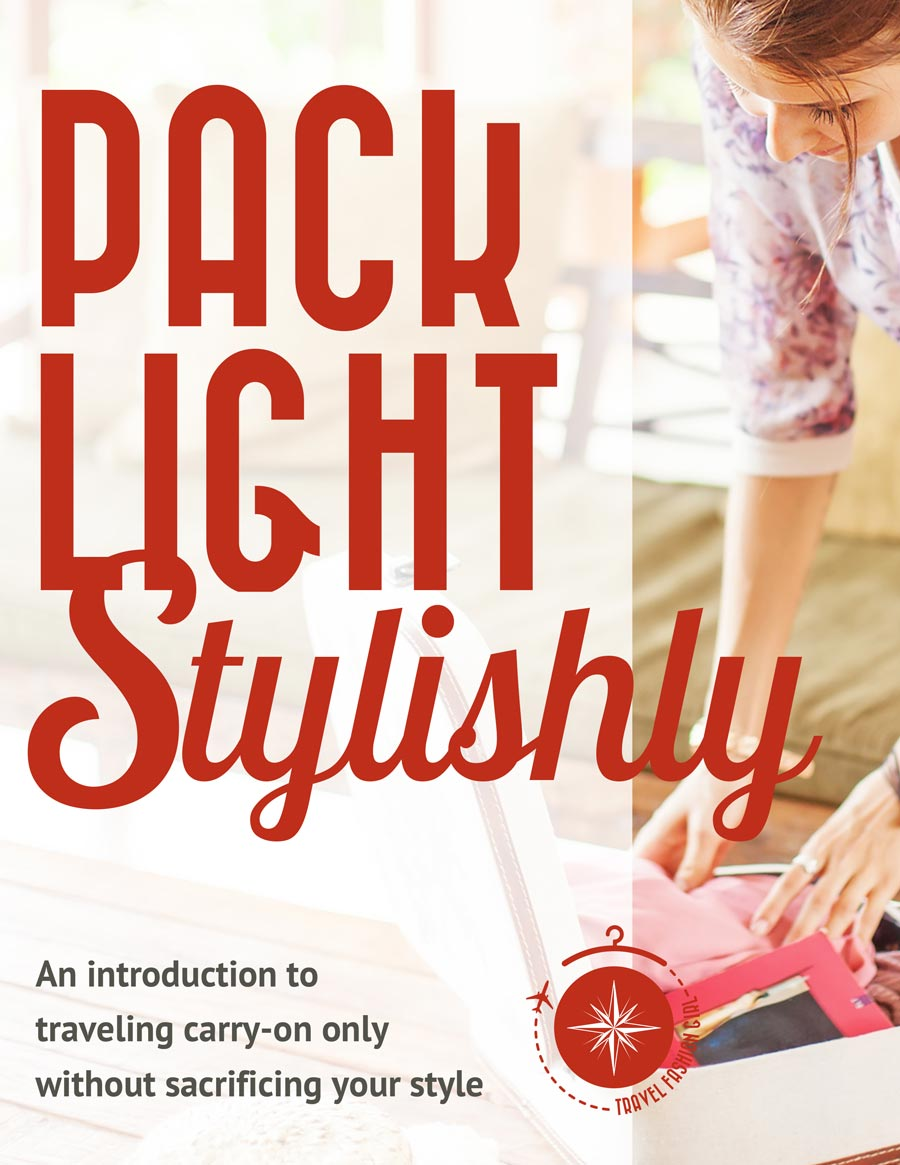 Pack-Light-Stylishly