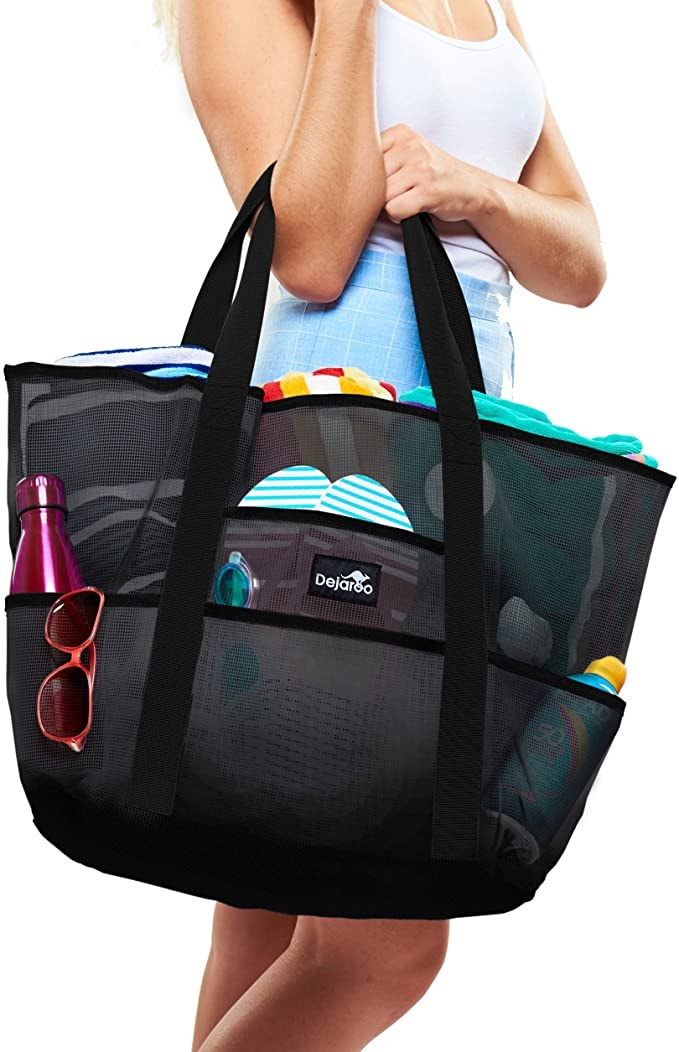 最好的海滩袋 - 和手提包