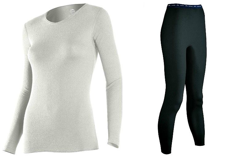 51305273c9b7 What's the Warmest Long Underwear for Women?