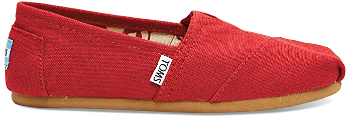 comfortable-red-shoes