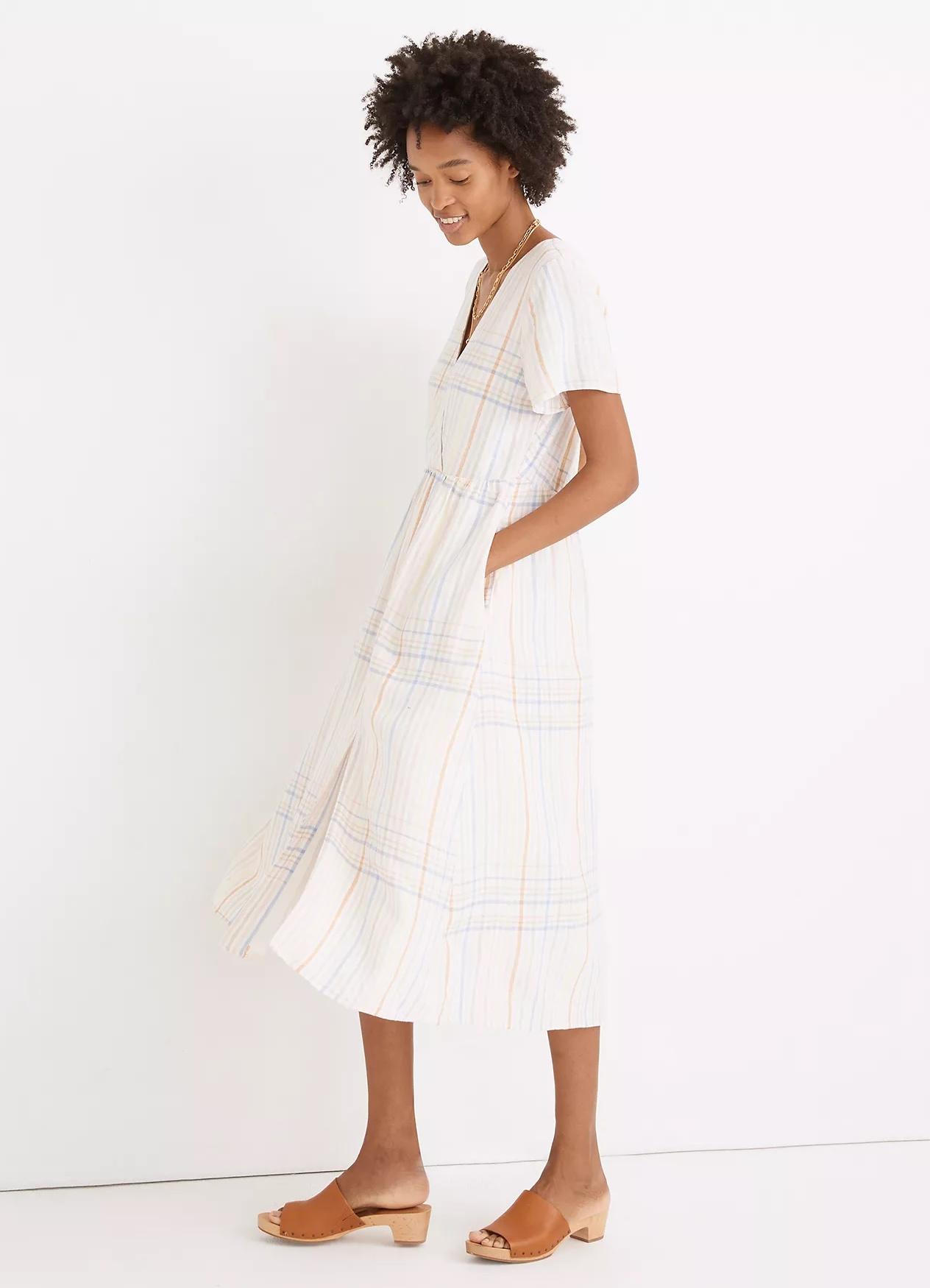 最好的米子连衣裙