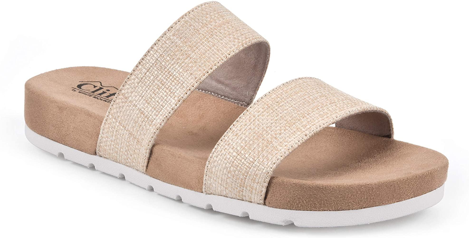 塔利悬崖裸体凉鞋