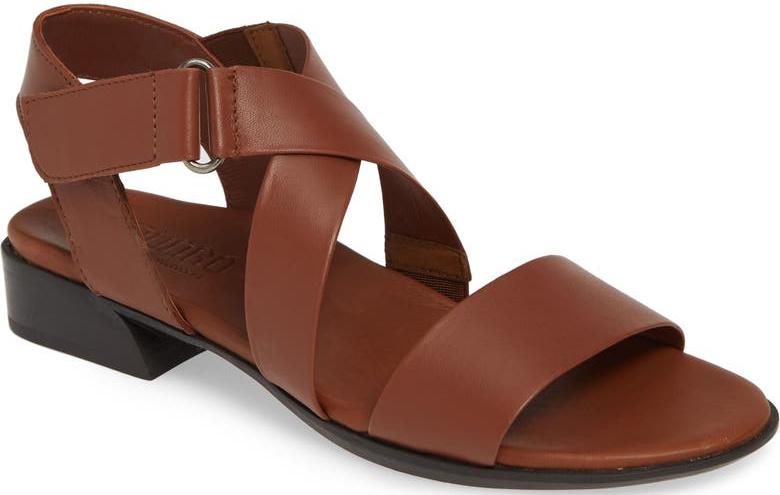裸色凉鞋munro souki