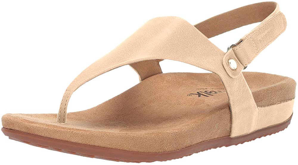 nude-sandals-softwalk-bolinas