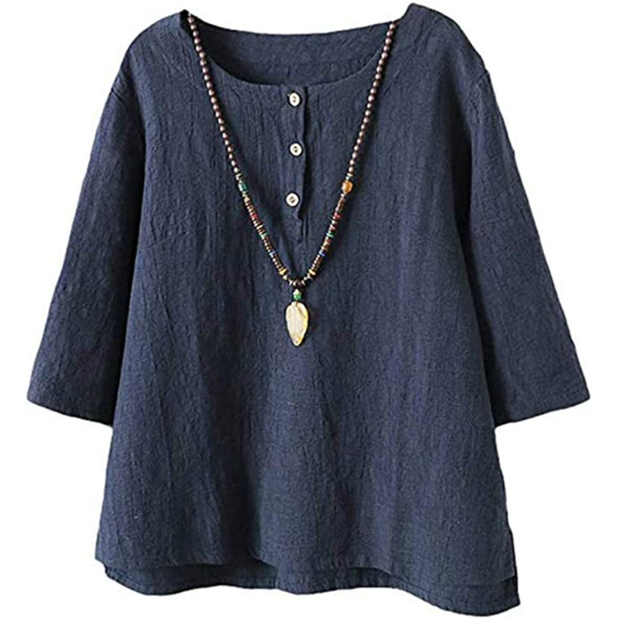 best-linen-shirts-for-women