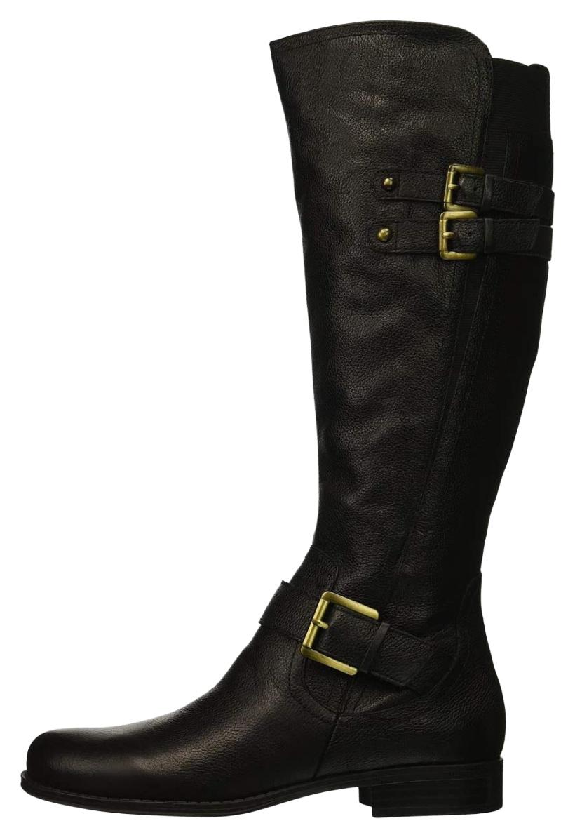 lucky-brand-black-long-boots