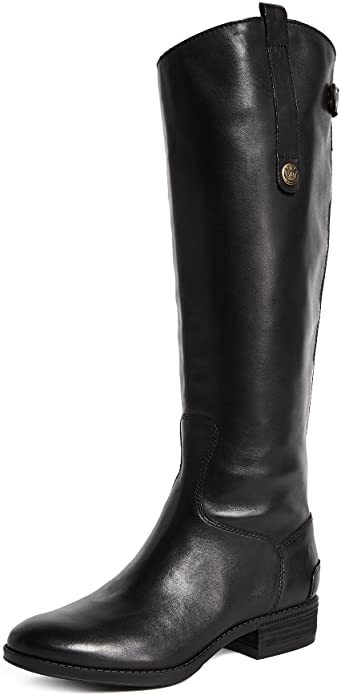 sam-edelman-black-long-boots