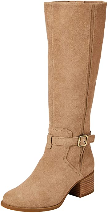 UGG-high-suede-boots