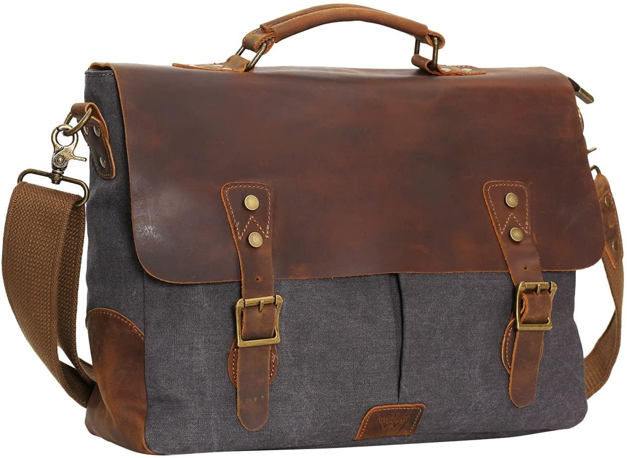 best-travel-gifts-for-men-messenger-laptop-briefcase-bag