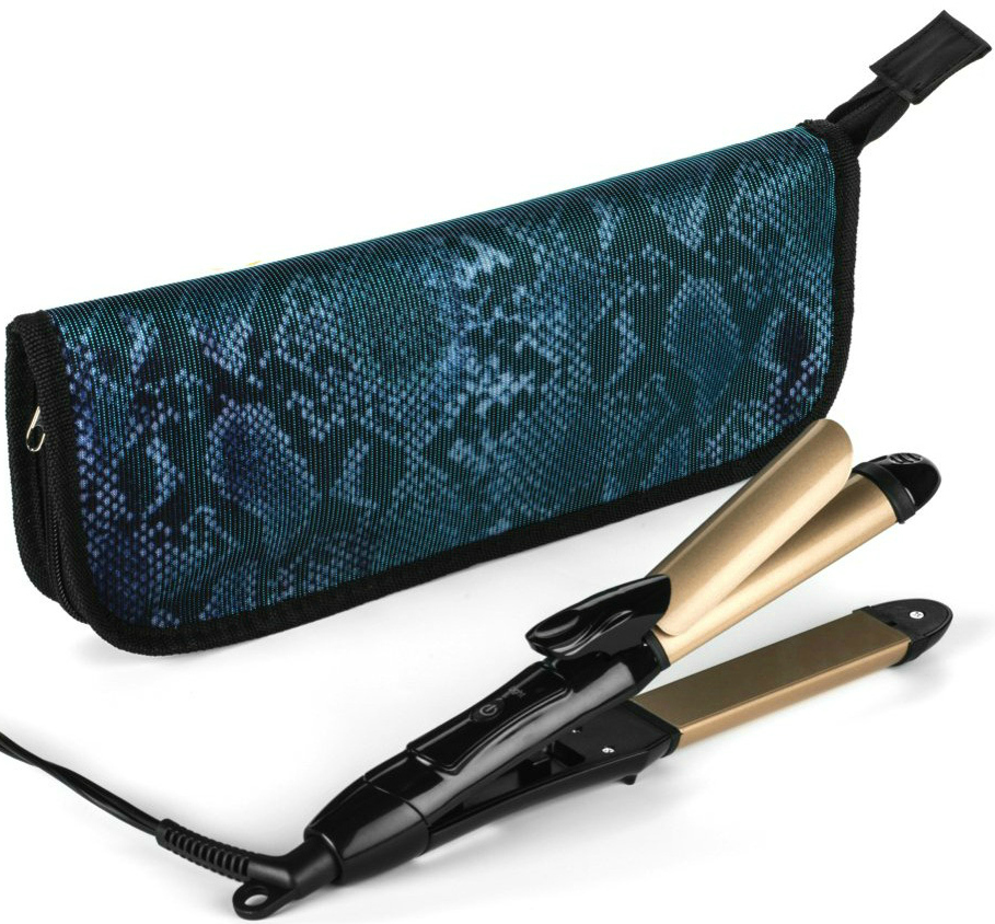 best-gifts-for-mom-6th-sense-2-in-1-travel-flat-iron-curling-iron-duo
